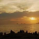 A kétarcú város és a világ legszebb naplementéje