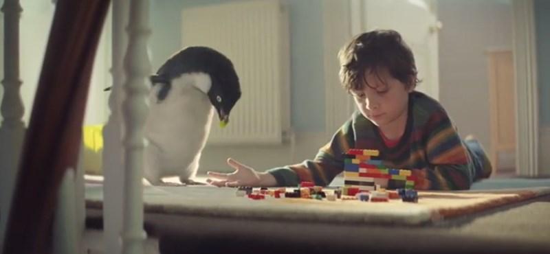Zseniális horrorváltozat készült a cuki John Lewis-reklámból – videó