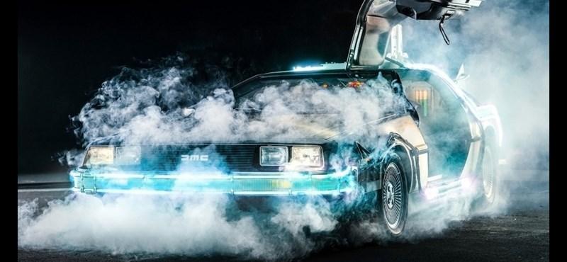 Kiadják a Vissza a jövőbe autójának szerelési útmutatóját