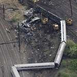 Durva gyorshajtás okozhatta a tragikus vonatbalesetet Amerikában