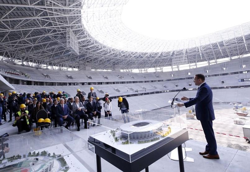 14 milliárd helyett 101 milliárdot költött egyetlen év alatt a Nemzeti Sportközpontok
