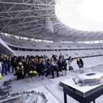Elnézte a kormánybiztos, mennyire lesz magas az új Puskás-stadion