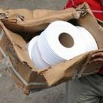 Most érdemes beszállni a WC-papír-bizniszbe