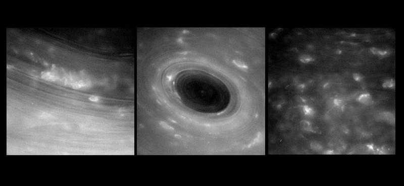Haláltánca közben fotókat küldött haza a Cassini űrszonda