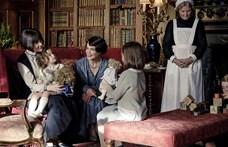 Fergeteges hír a Downton Abbey rajongóinak: kiadják egy éjszakára a kastélyt