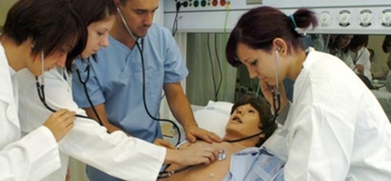 Ausztria nem szereti a külföldi orvostanhallgatókat