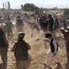 Négyen meghaltak Dél-Afganisztánban, amikor egy rendezvényen robbantottak