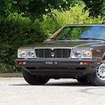 Pavarotti kedvence: meghajtottunk egy 40 éves Maserati luxusautót