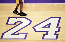 Az egekbe szöktek a Kobe Bryanthez köthető sportcipők árai