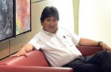 Le akarják tartóztatni a bolíviai exelnököt