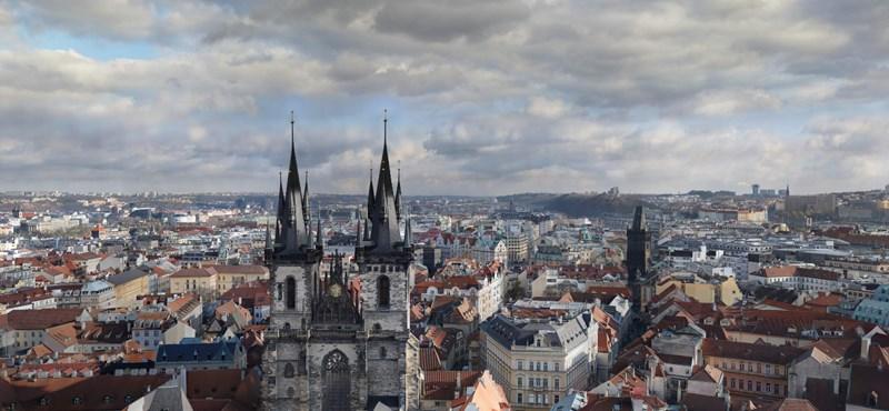 Nem elírás: 405 gigapixeles fotó készült Prágáról, érdemes megnézni