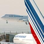 Sztrájk miatt nem repül Budapestre az Air France