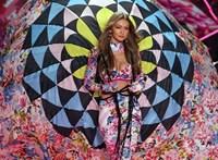 Gigi Hadid szupermodell beleszeretett Budapestbe