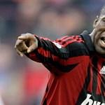 Seedorf újabb egy évre a Milané