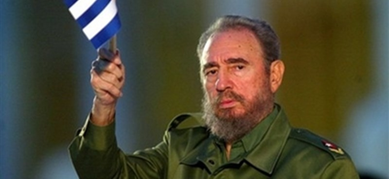 """""""Castro belépett a halhatatlanok táborába"""""""
