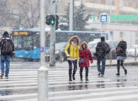 Elkezdődött a lehűlés: havas eső, hó is eshet