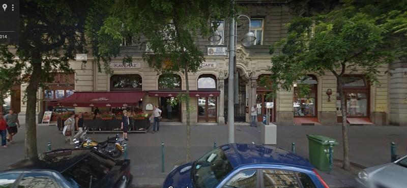 Bezárt az Európa Kávéház