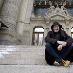 Cserhalmi György: Jöttek a percemberkék, hogy eldöntsék a nagy művészek sorsát