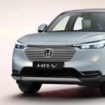 Itt a teljesen új és teljesen hibrid Honda HR-V