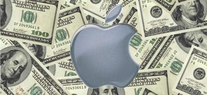 4000 milliárd forint hiányzik: így (nem) fizetett adót az Apple