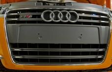 Brutális megszorításra készül az Audi