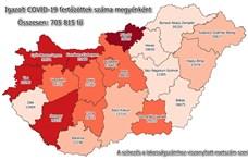 Koronavírus: 285-en meghaltak, 11 ezer ember fekszik kórházban