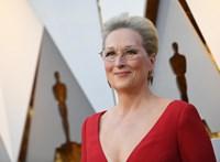 Meryl Streep nagymama lesz