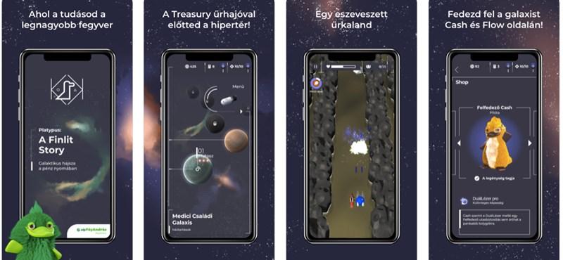 Ingyenes, magyar mobiljátékkal tanulhatnak meg a fiatalok bánni a pénzzel