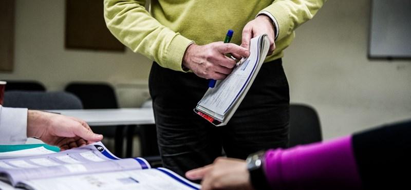 A felvételi pontszámítási szabályai miatt sem nyelvvizsgáznak a diákok?