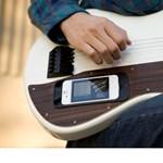 Íme, az iPhone-dokkoló gitár, amelyen bárki tud játszani [videóval]