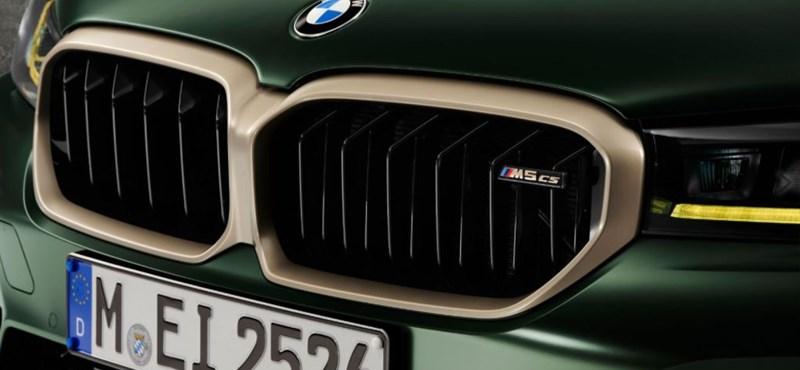 Megvan a magyarországi alapára a legerősebb utcai BMW-nek
