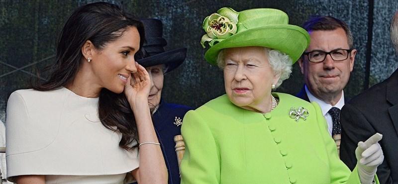 Meghan Markle otthon fog szülni, pont úgy, mint a királynő