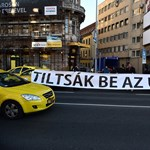 Egyszerűen überelhetetlen a taxisok vs. Uber harc 3 legjobb mondata