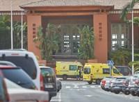 Százharminc vendég távozhat a tenerifei szállodából, ahol magyarok is vannak
