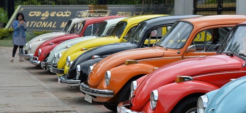 Ma gurul le a futószalagról az utolsó VW Bogár