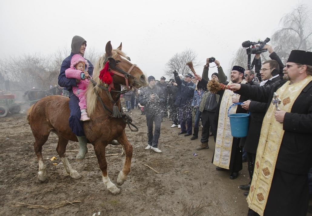 Orthodox Karácsony nagyítás