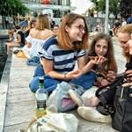 Pécsen a felvettek száma néhány százalékkal elmarad a tavalyitól