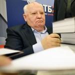 Gorbacsov halálhírét keltették a Twitteren