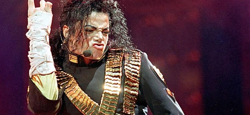 Íme Michael Jackson legújabb videóklipje