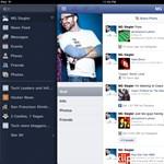 Kiszivárgott a Facebook iPad app