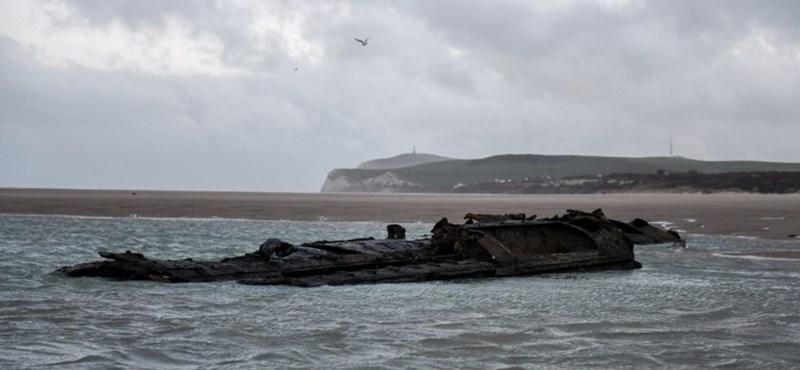 Első világháborús német tengeralattjáró roncsai bukkantak elő a francia partoknál