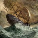 Véletlenül találtak rá egy 487 éve elsüllyedt hajó roncsára és rakományára