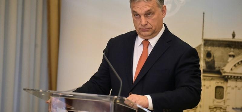 Soros, Brüsszel, menekültek – Orbán ma ismét ellenségképeket mutogathat