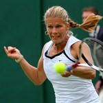 Czink hét helyet javított a női teniszranglistán