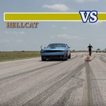 Értelmetlen ez az összehasonlítás, de csodás a Hellcat, ami benne van – videó