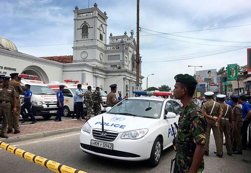 Sri Lanka: kijárási tilalom a több száz áldozatot követelő húsvéti merényletsorozat után