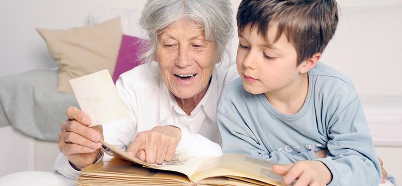 Igaznak tűnik, de tévhit: a nagyszülő sorsához nincs köze az unokának