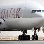 Budapesti gépeket nem érint a katari bojkott, másfelé repülnek