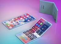 Az LG-nek is köszönhetjük, ha lesz olcsó összehajtható iPhone