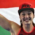 Jó idővel úszott a döntőbe idei első versenyén Hosszú Katinka